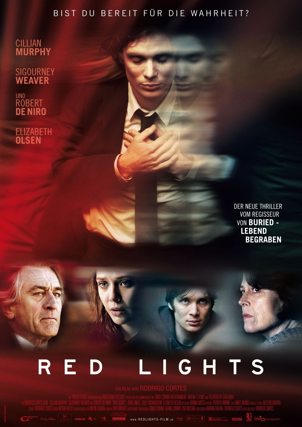 Watch Online Red Lights 2012 Movie Streaming