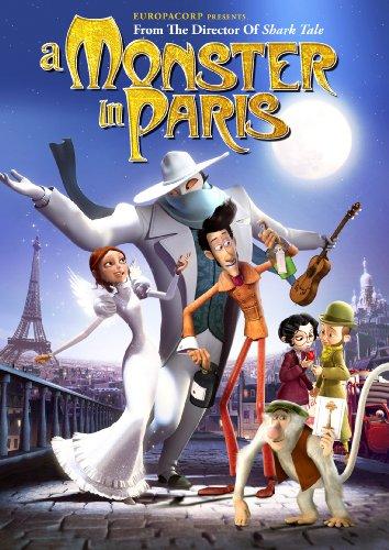Watch Online A Monster In Paris 2012 Movie Stream