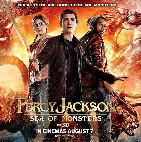 Watch Online Percy Jackson Sea Of Monsters 2013 Stream