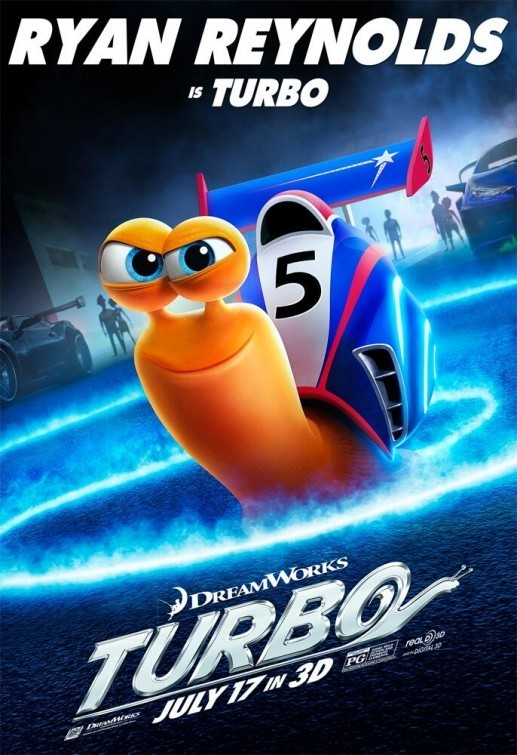 Watch Online Turbo 2013 Stream Movie