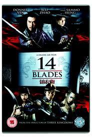 Watch Online 14 Blades Stream Movie