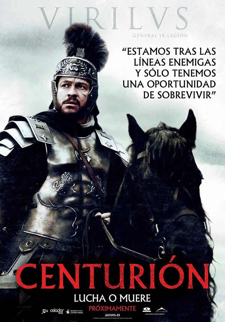Watch Online Centurion Movie Streaming