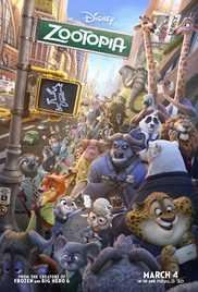 Zootopia 2016 movie