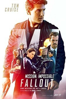 Mission Impossible - Fallout (2018)